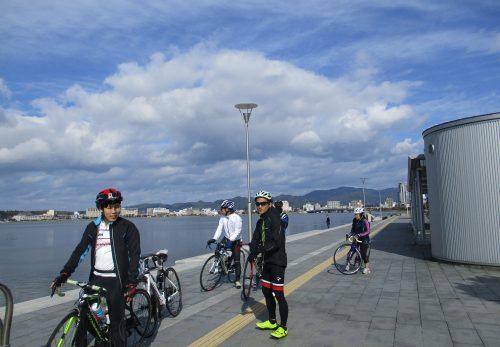 「お試しロードバイクツーリング」23日(祝)参加者募集中。