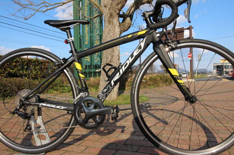 島根レンタサイクルロードバイク