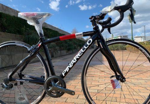 pinarello レンタサイクル、増車しました。 3千円(税込み)1日